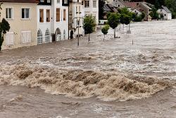 Kredit für Hochwasseropfer